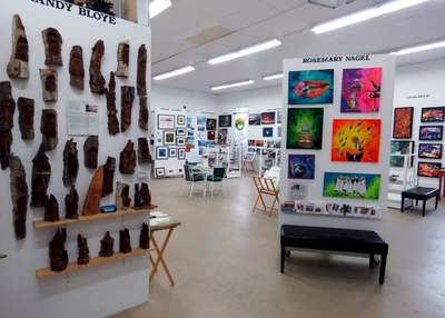 Boathouse Gallery