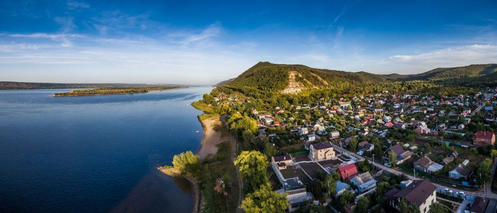 Port Stanley overview