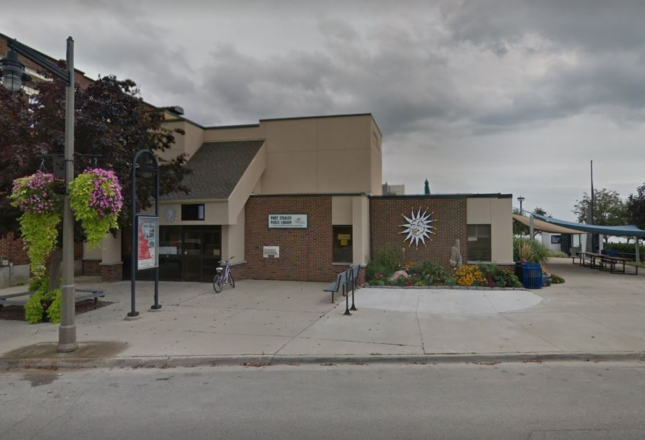 Port Stanley Library